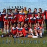 Lady Phantoms '99 D1 State Cup Finalists
