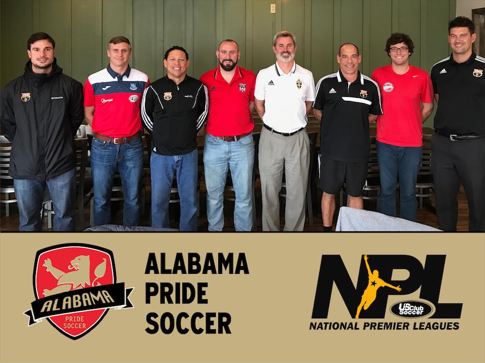 Alabama Pride Soccer