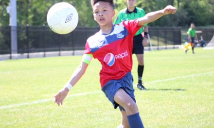 Simeon Dishman Invited to US Club Soccer's id2 National Identification Camp