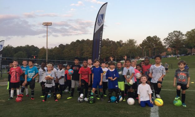 U4-U8 Future Phantoms Kick Off Fall Season