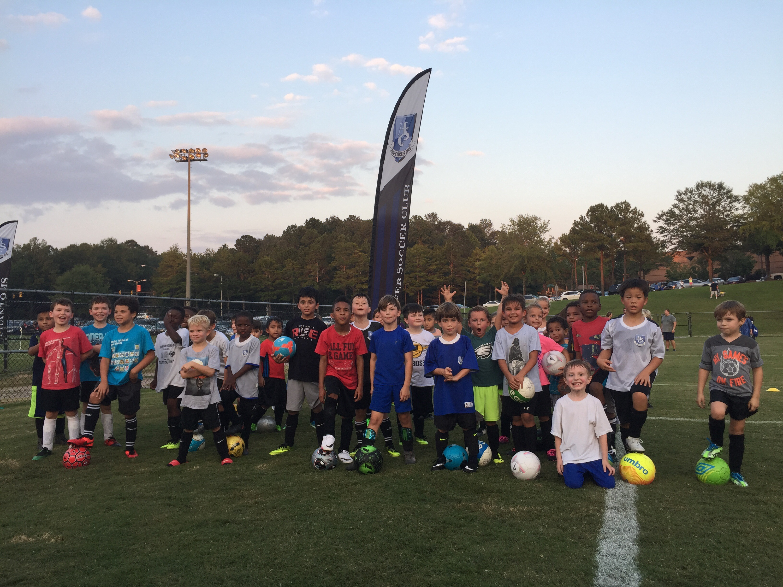 85ea622a2a5 Registration for Fall Recreational Soccer is OPEN!