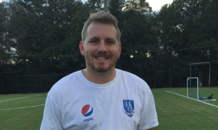 Chad Thomas Joins HSC Recreational Staff