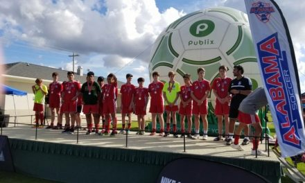 Hoover Competitive Teams Find Success in 2017 State Cup
